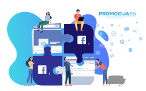 Promocija BB agencija za digitalni marketing piše o spajanju duplih Facebook stranica